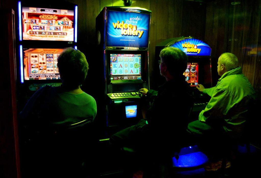 Oregon Lottery Video Poker
