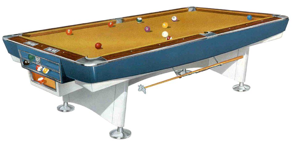 Brunswick Classic Table